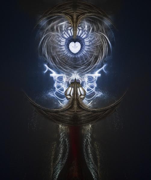 Heart of Amaranth II by whiteboxer