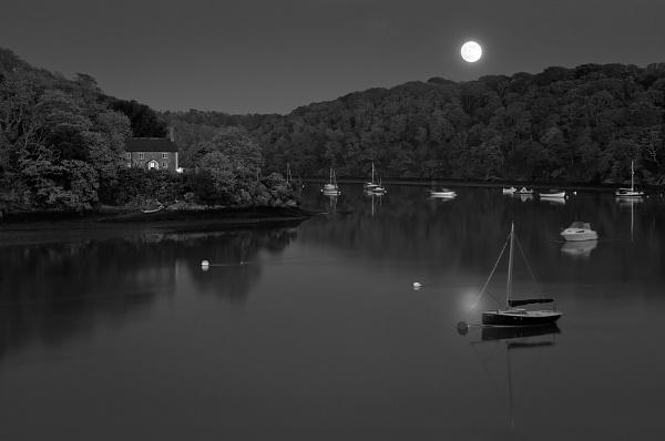 Moonriver by BillyGoatGruff