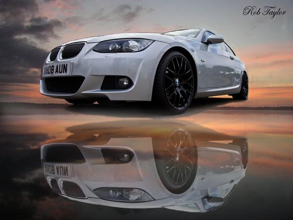BMW 325D by jokinarnya