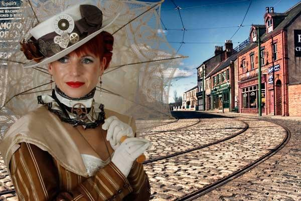 steampunk age by ATHERTON