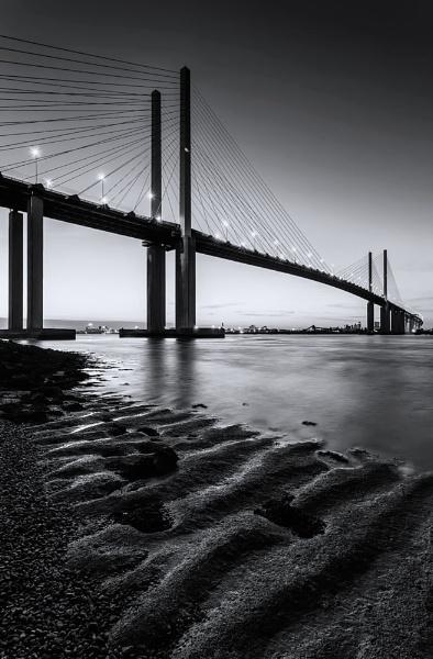 Shingle, Mud and a Big Bridge