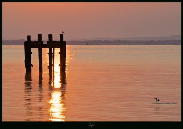 Lepe Dawn by mjparmy