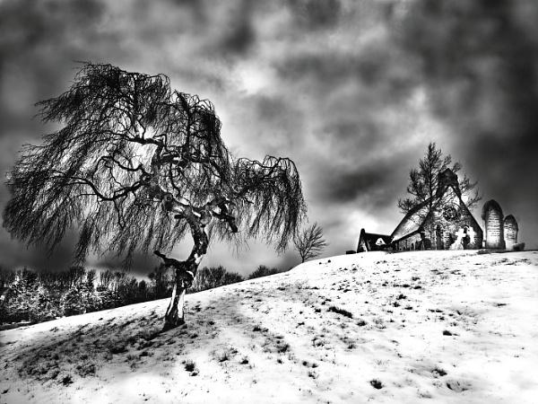 Dead centre of my village by Jamie_MacArthur