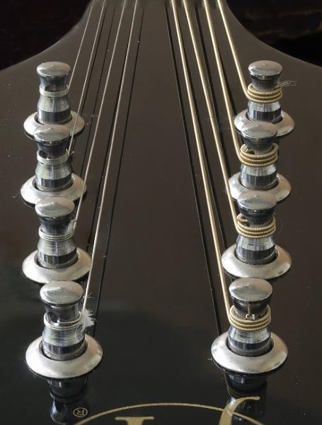 Mandolin Strings by jbsaladino