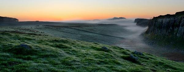 Steel Rigg Sunrise by jasonrwl