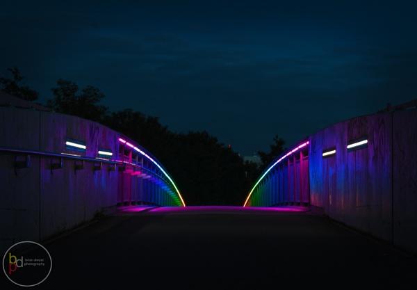 Rainbow Bridge by imagesbybrian