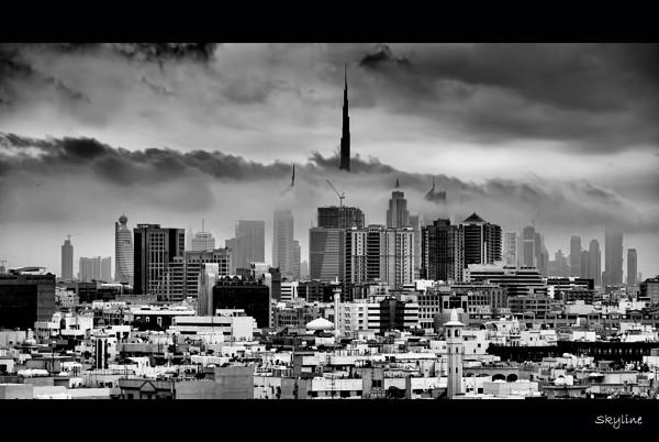 Skyline by stevie