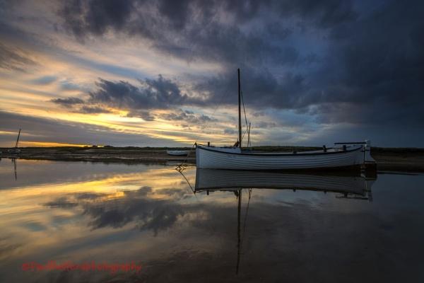 Burnham Overy Staithe by PaulThetfordPhotography