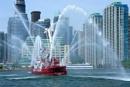Fire Boat by urban-hero