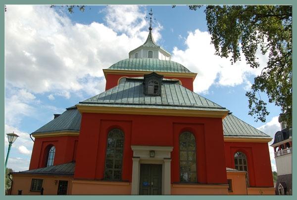 Ulrika Eleonora Church 2 by minamahal