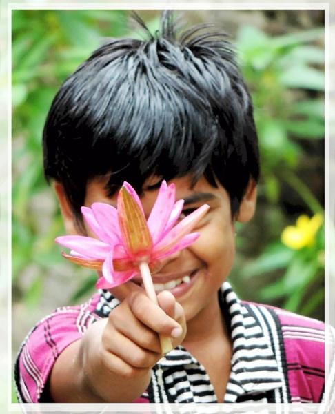 Shy Boy by Buddhadev