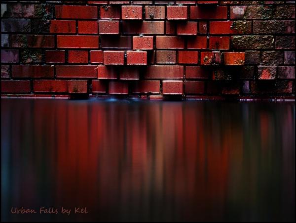 Urban Falls by kel55