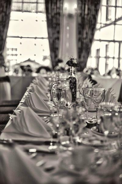 The Wedding Breakfast by pdjbarber