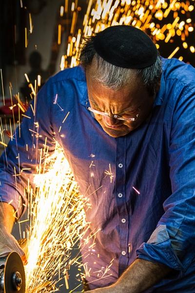 blacksmith by netz