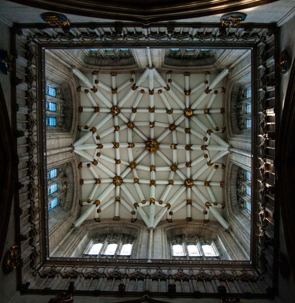 York Minster Interior (1) by DavidMosey