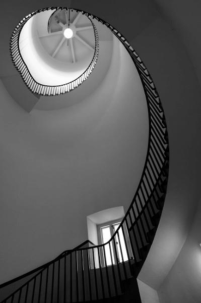 Southwold Lighthouse Interior (1) by DavidMosey