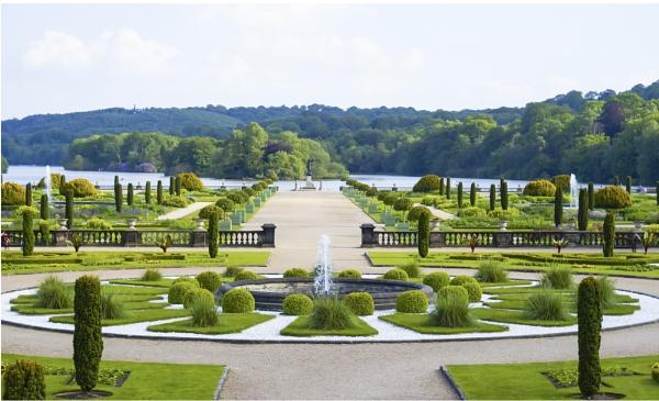 trentham gardens by outdoorbill