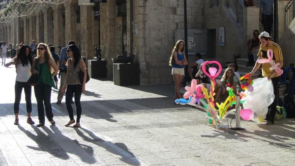 Mamilla Mall - Jerusalem by wwandrag