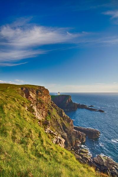 Point of Stoer Lighthouse, Scotland. by Colin_Leslie