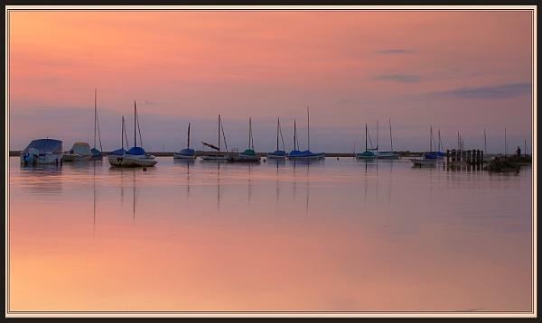 Blakeney high tide by bumbleb3