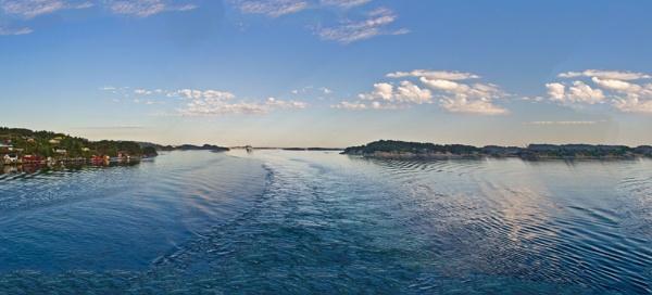 Panoramic Bergen by Ian01