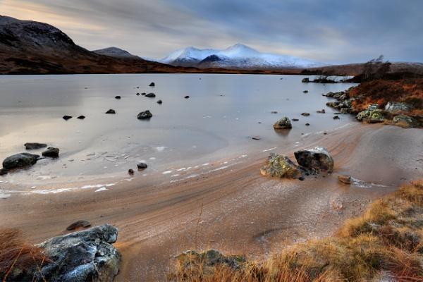 Loch Lochan by AndrewAlbert