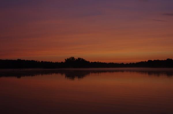 warm lake by blakeyguin