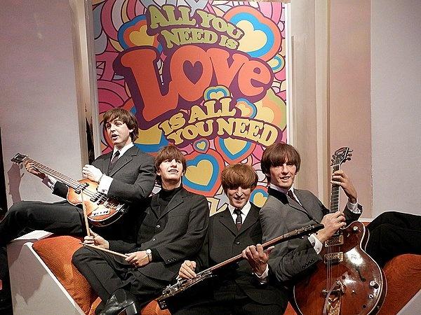 The Beatles ! by digitalgirl