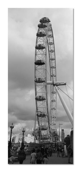 The London Eye by heffalump