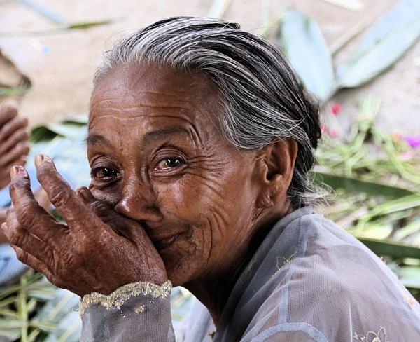 Grandma\'s Smile by jonathanbp