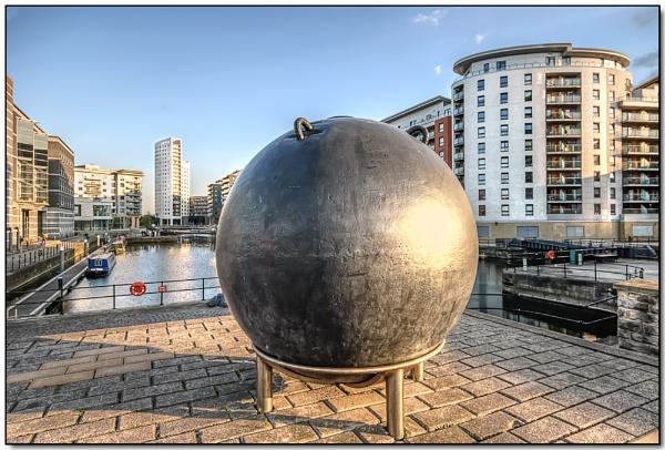 Large Slightly Shiny Globe! by TrevBatWCC