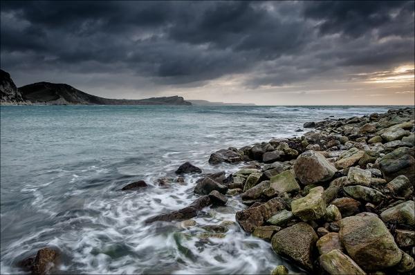 Worbarrow Bay by colin63