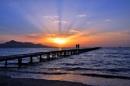 Sunrise,Alcudia, Majorca