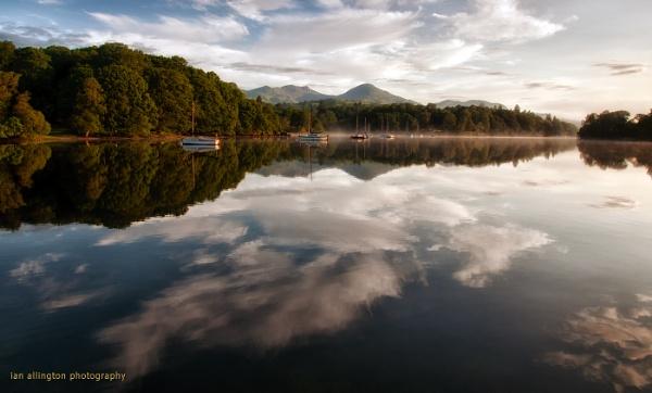 dawn reflections by BigE