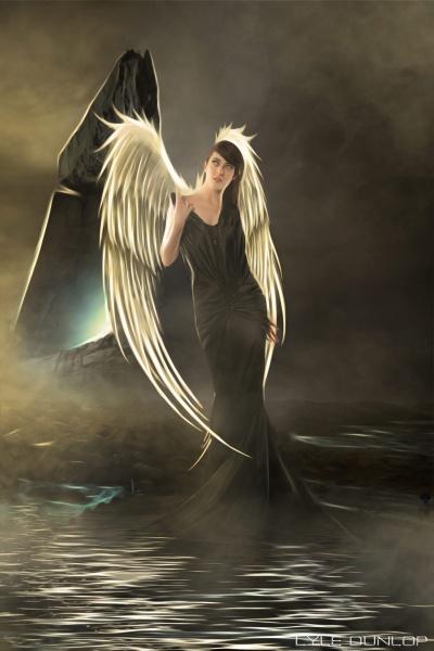 Angel of .......... by mapper