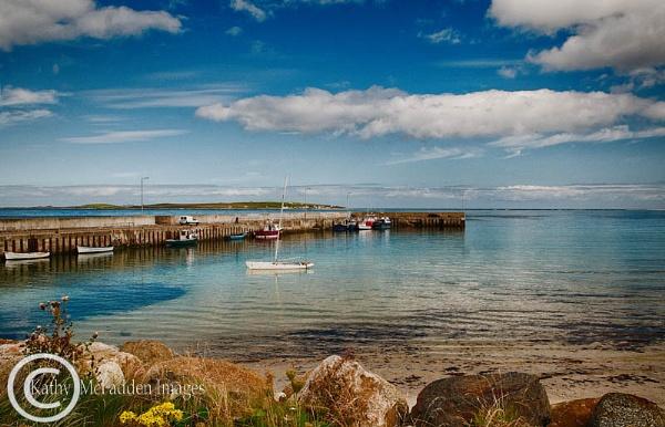 Magheroarty Pier Co.Donegal Ireland by KathyT