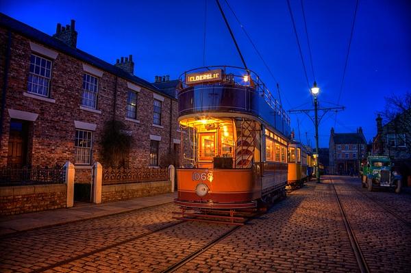 Beamish Trams by stevenb