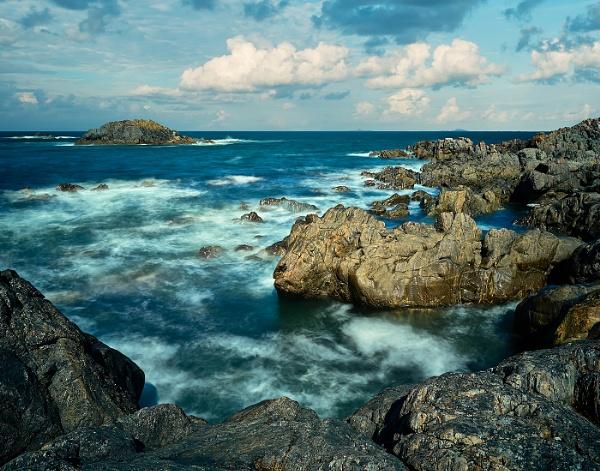 Iona West coast by KMRennie