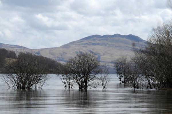 Loch Lomond by clydesnaps