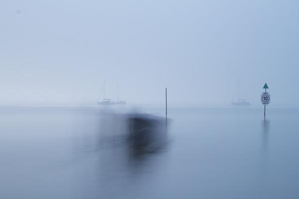 Ghost boat by marktc