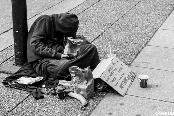 Homeless and Helpless II by Swarnadip