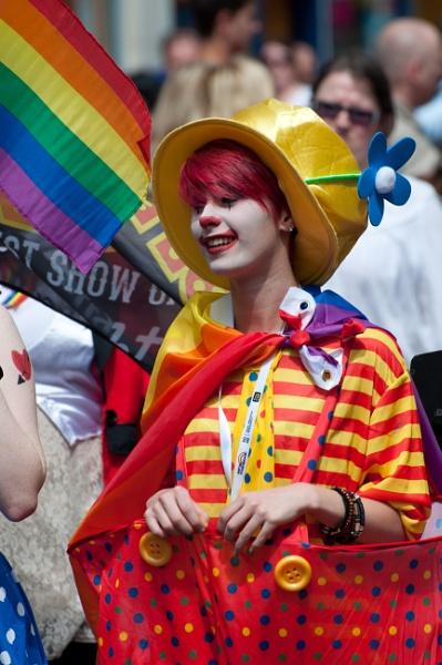 Belfast Pride 2013