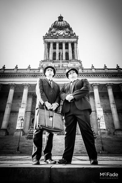 Jake and Elwood Hit Leeds by ade_mcfade