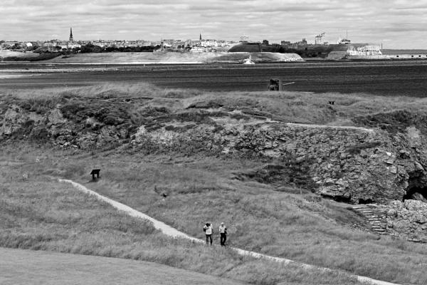 Walking mates by JohnChambersPhotography