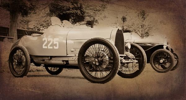 Bugatti by Garry1956