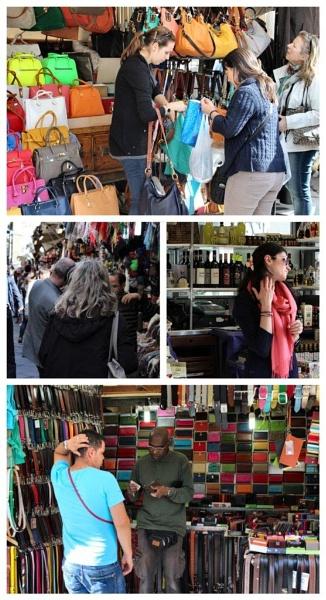 The Flea Market by alistairfarrugia