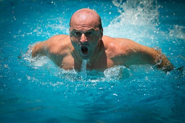 swimmer by netz