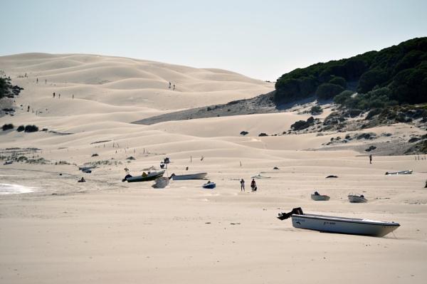 Bolonia dunes by hmarieta