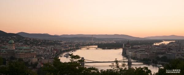 Good Morning Budapest by boran
