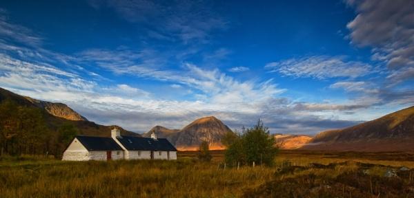 Black Rock Cottage, Glencoe by Colin_Leslie